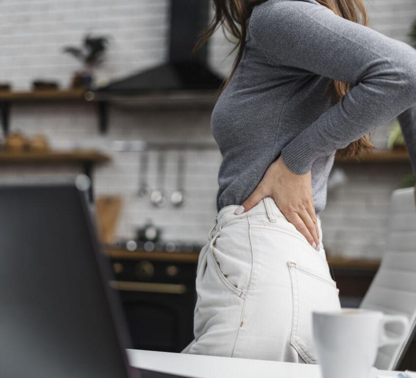 La lombalgia, le adipochine e la composizione corporea